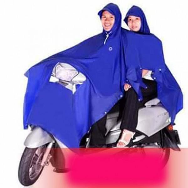 áo mưa cánh dơi quảng cáo 3
