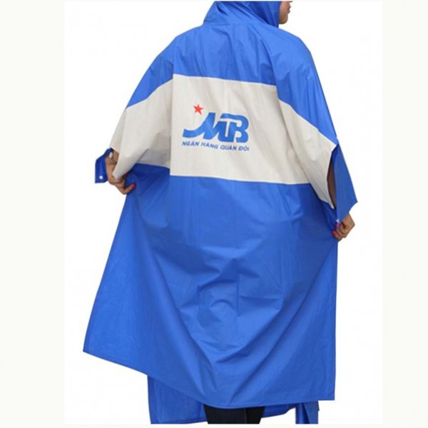 áo mưa cánh dơi quảng cáo