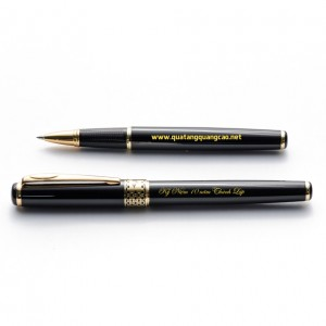 Bút kim loại Quà tăng ký 01
