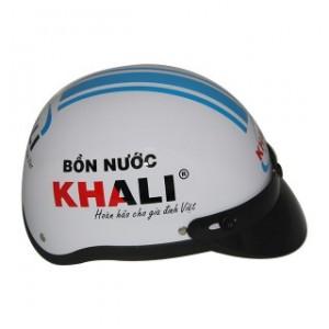 Mũ bảo hiểm nón quảng cáo w5
