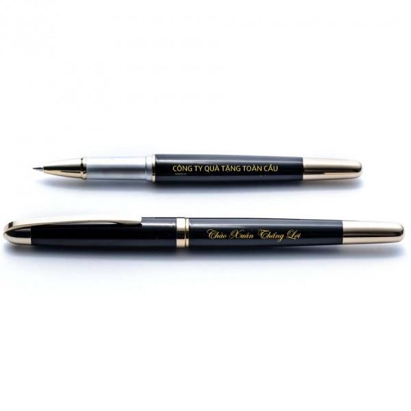 Bút kim loại ký cao cấp Quà tăng 02