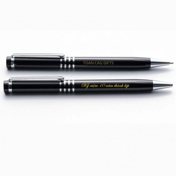 Bút kim loại ký cao cấp Quà tăng 10