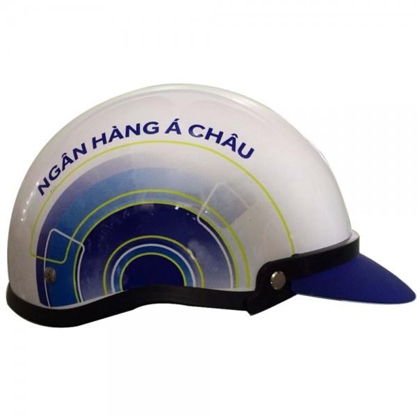Mũ bảo hiểm nón quảng cáo w8