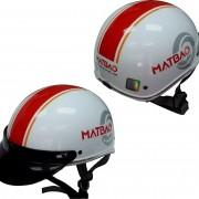 Mũ bảo hiểm quảng cáo w1