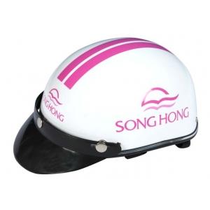 Mũ bảo hiểm nón quảng cáo w10