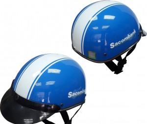 Mũ bảo hiểm nón quảng cáo w13