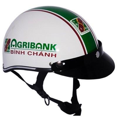 Mũ bảo hiểm nón quảng cáo w14