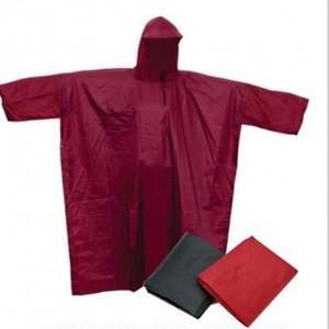 áo mưa cánh dơi quảng cáo 5