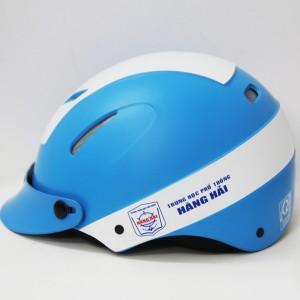 Mũ bảo hiểm nón quảng cáo w6