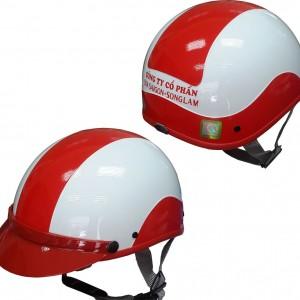 Mũ bảo hiểm nón quảng cáo w4