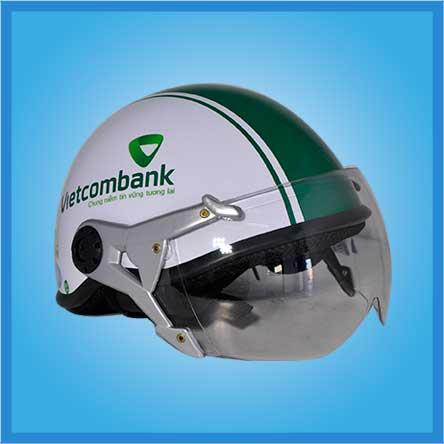 Mũ bảo hiểm nón quảng cáo w3